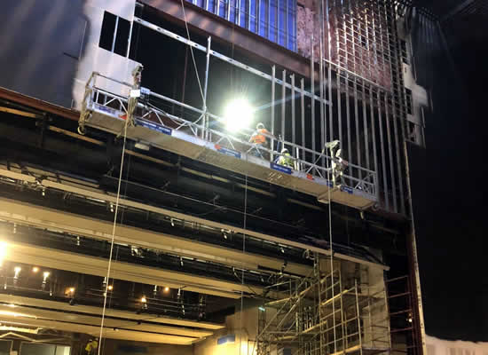 Scaffolding Rentals and Installation Solutions in Austin TX