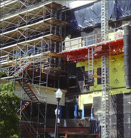 Stair Tower Scaffolding Rental Companies near me Kyle